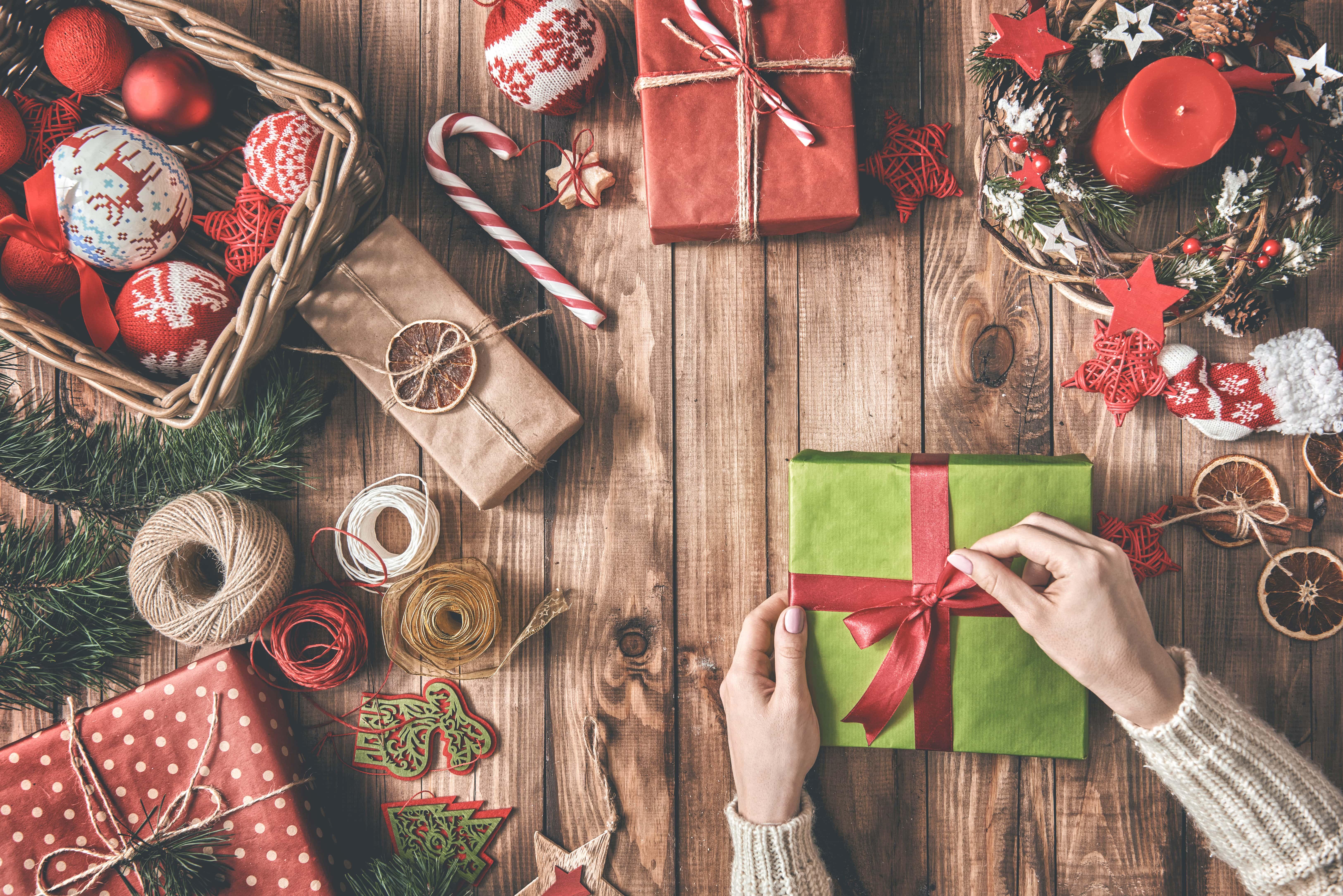 Geschenkideen weihnachten wellness